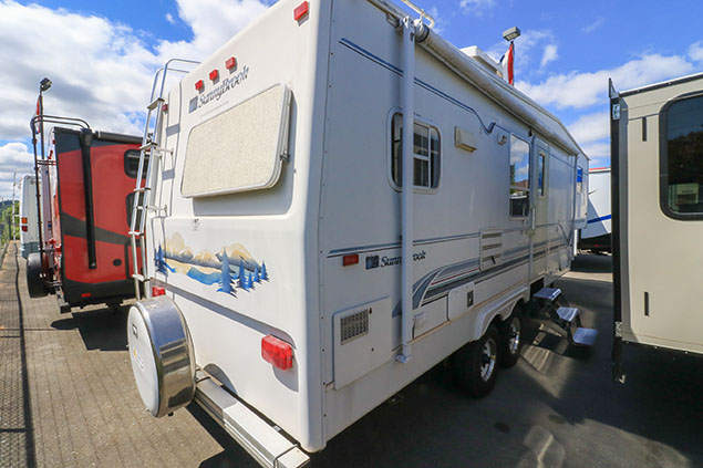 1999 MOBILE SCOUT SUNNYBROOK 27RKFS