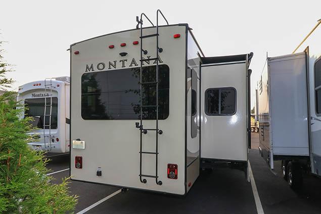 2019 KEYSTONE MONTANA 3720RL