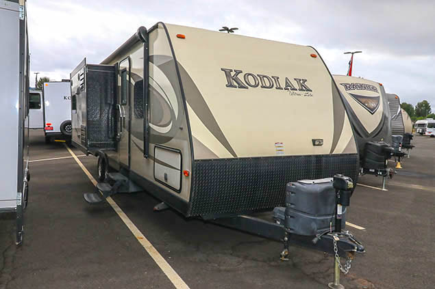 2015 Dutchmen Kodiak Ultimate 279RBSL