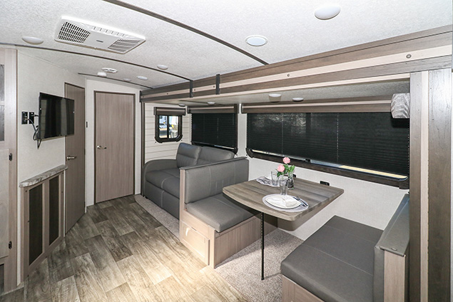 2021 CROSSROADS SUNSET TRAIL LITE 269FK