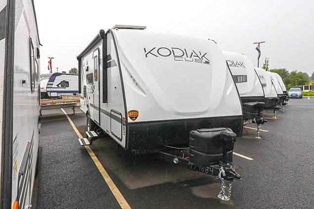 2021 Dutchmen Kodiak Cub 185MB
