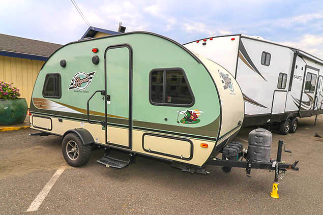 2017 FOREST RIVER R POD 178