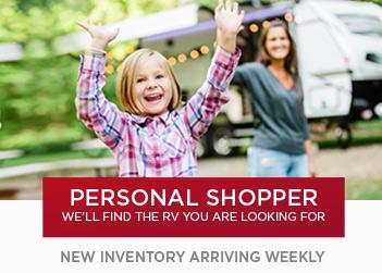 Personal RV Shopper